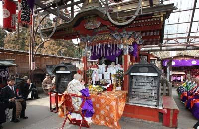 Shusseinari Shrine
