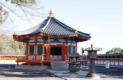 Shotoku Taishi Hall